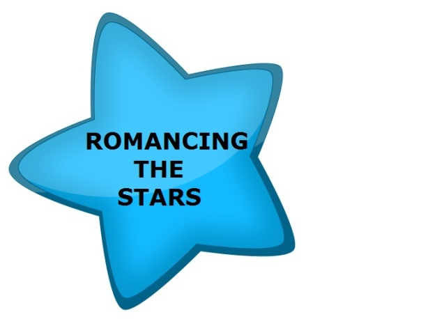 Romancing the Stars - blue star