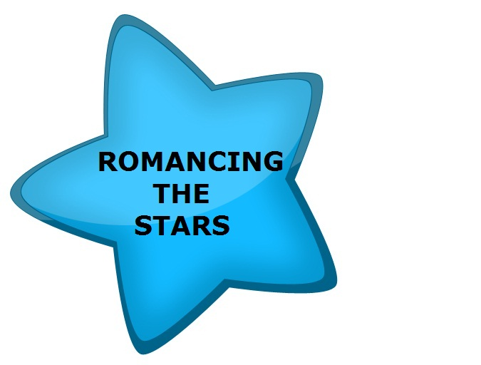 Romancing the Stars - blue star