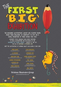 B.I.G Exhibition Launch