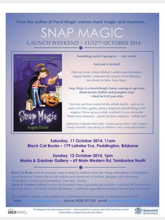 snap magic - launch info pic