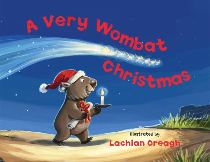 very wombat christmas