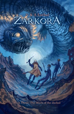 zarkora mark of the jackal