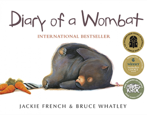 http://www.booktopia.com.au/diary-of-a-wombat-jackie-french/prod9780207198366.html