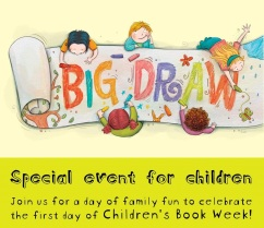 The Big Draw - banner