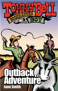 Jane Smith Outback Adventure cover