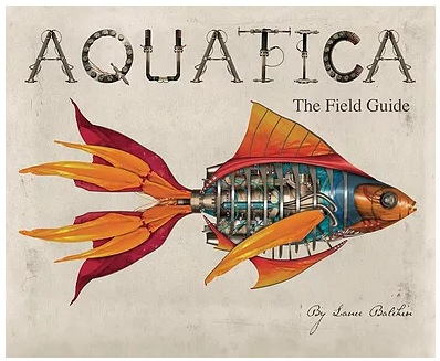 Lance Balchin - Aquatica cover