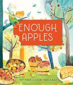 Lucia Enough apples