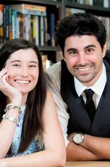 Nicolas and Alison Lochel 2