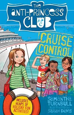 Samantha Turnbull Book-Five-Cruise-Control