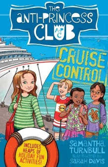 Samantha Turnbull Book-Five-Cruise-Control