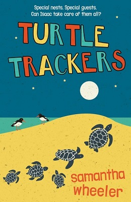 Samantha Wheeler turtle trackers