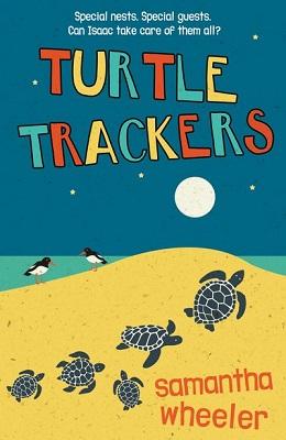 Samantha Wheeler turtle trackers