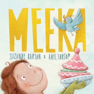Anil book cover Meeka