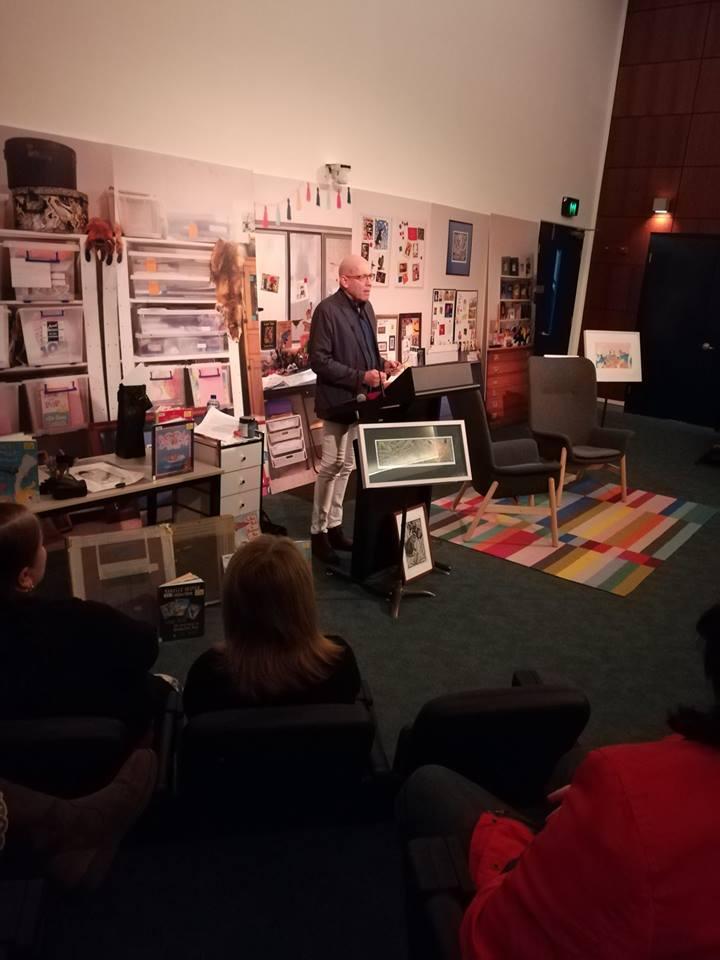 Moris Gleitzman Lecture 2018