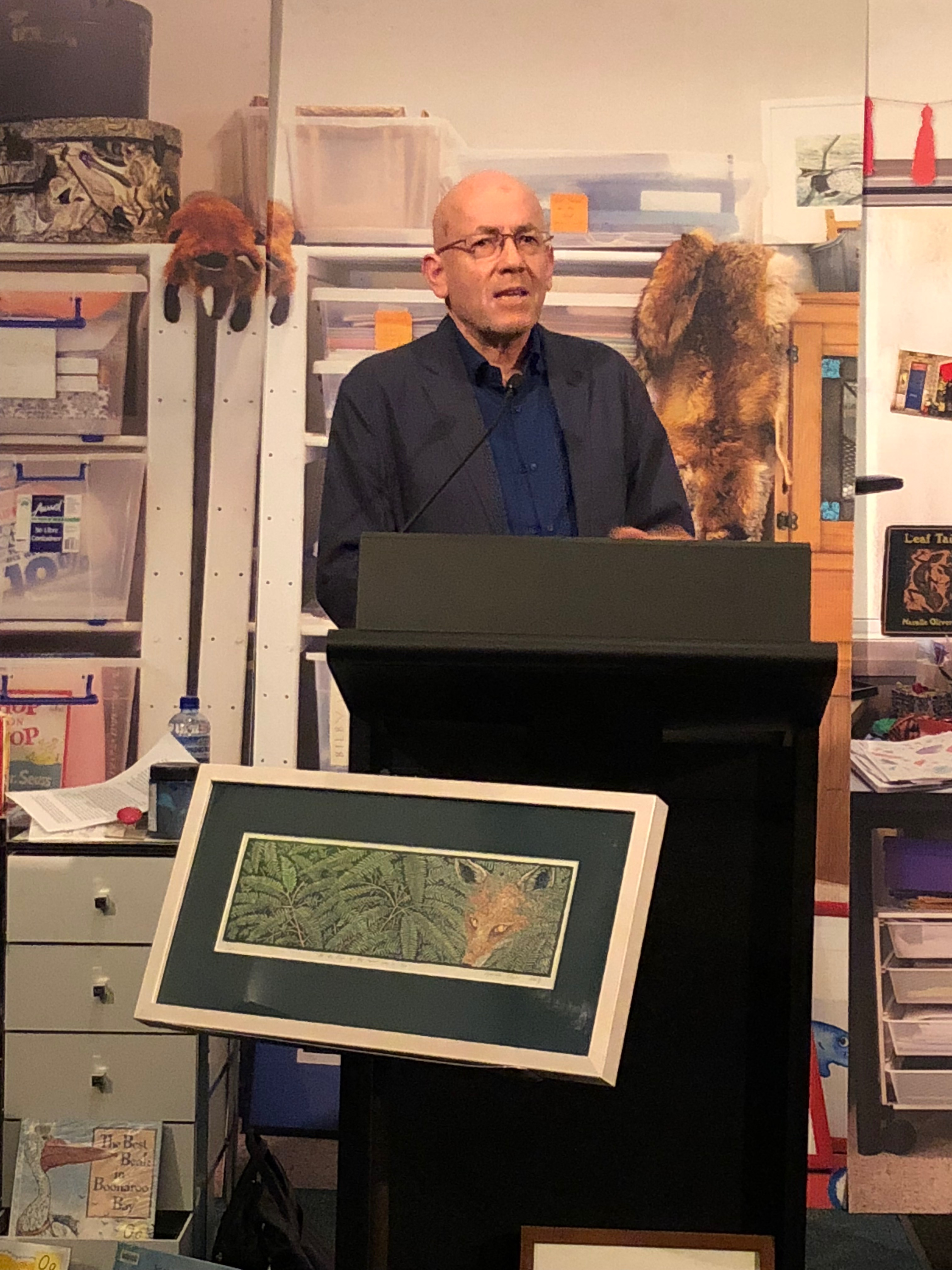 Morris Gleitzman Lecture