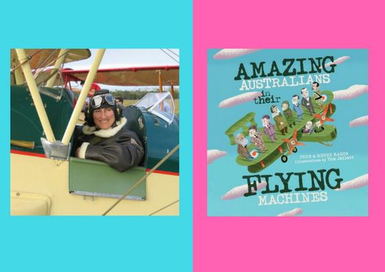 Prue Mason Flying Machines