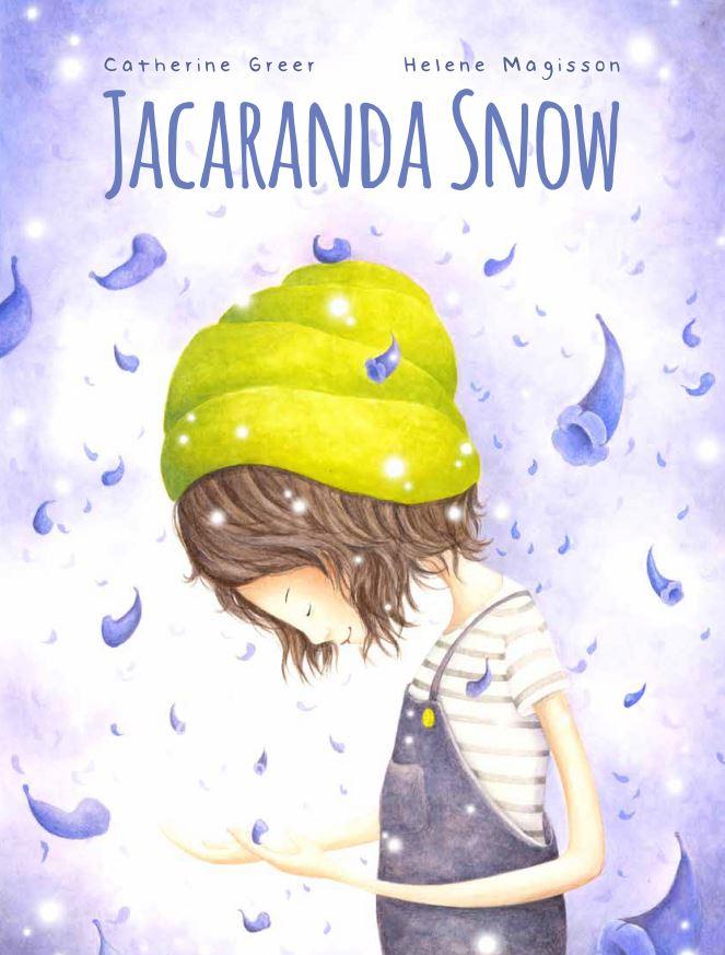 jacaranda snow cover