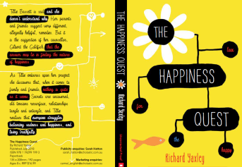 the happiness quest-cover-image