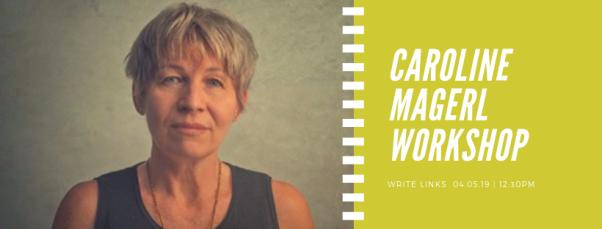 Caroline Magerl workshop