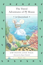 Front Cover - PJ Mouse in Queensland