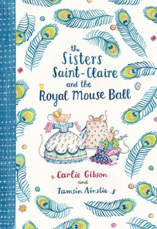 sisters saint-claire and the royal mouse ball